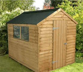 Roofs for Sheds