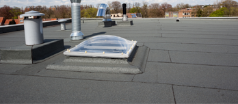 Easy to use flat roof calculator