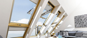 High quality pitched and flat roof windows