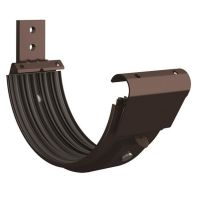 Lindab Steel Guttering - Gutter Joint with Bracket