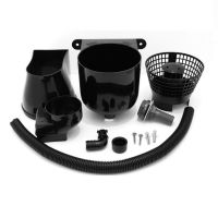 Lindab Guttering - Rainwater Diverter Kit (HD Polythene) RWDK 75/87mm