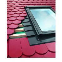 Fakro - Conservation Flashing For Side Hung Escape Window - Slate Up To 8mm Thick [ELW/C]