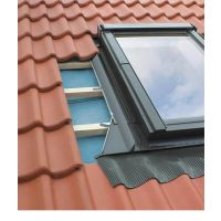 Fakro - Flashing For Side Hung Escape Window - Flat Roofing Material [ESW]