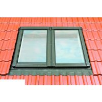 Fakro - Conservation Window Flashing - Tile Profiles Up To 45mm Thick [EZV-A/C]