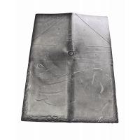 IKO Slate - Crown Ridge Tiles in Black (Pack of 20 - 3m Cover)