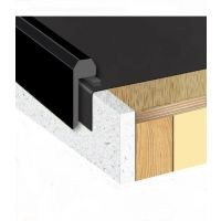 Sure Edge - Kerb Edge Trim - Black (2.5M)