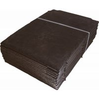 Tapco Synthetic Slate Tile - Chestnut Brown (25 Pack)