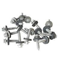 Metal Sheet to Wood Purlin TEK Screws (32mm - 175mm) - 100 Pack