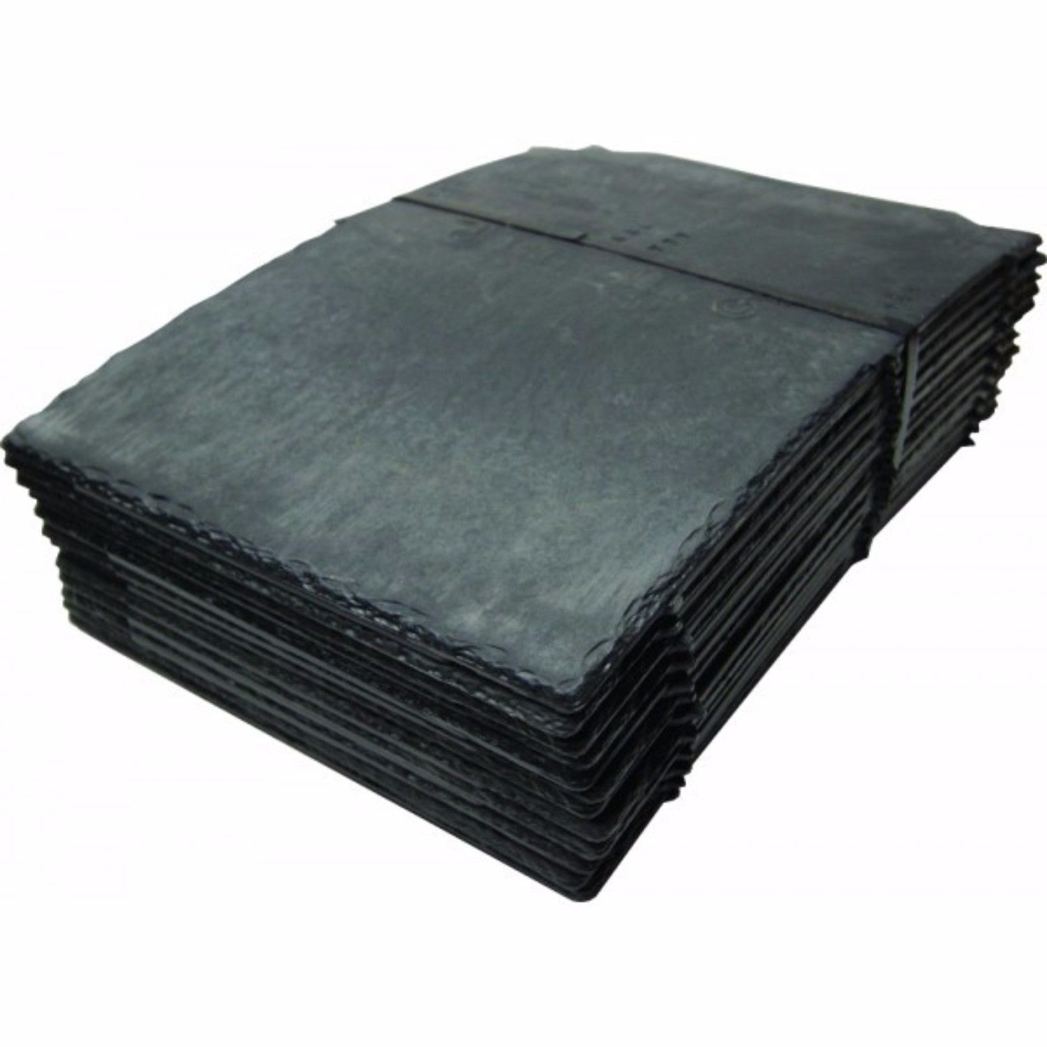 Tapco Synthetic Slate Tile - Pewter Grey (25 Pack)