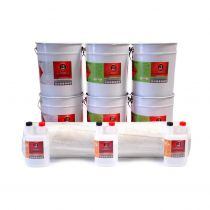 F1 GRP - Fibreglass Roofing Kit without Tools