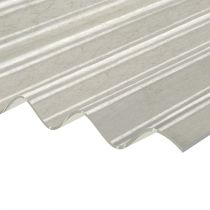 Corrapol GRP - Corrugated Sheet - Translucent (950mm x 2000mm x 0.8mm)