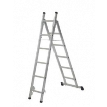 Werner 3 Way Aluminium Combination Ladder