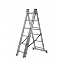Werner 4 Way Aluminium Combination Ladder