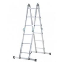 Werner 10 Way Aluminium Combination Ladder