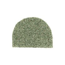Britmet - Barrel Hip End Cap - Moss Green