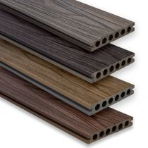 Composite Prime - HD Deck Dual Composite Decking Boards - 22mm x 142mm x 3600mm
