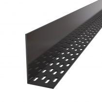 Coastline - Composite Cladding Head Trim - 47.5 x 26.2 x 5000mm - Black