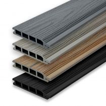 Composite Prime - HD Clad Pro Composite Cladding Boards - 22.5mm x 136mm x 3600mm