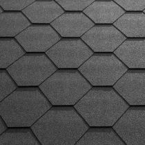 Katepal Classic KL Hexagonal Bitumen Shingles - 3m2 Per Pack