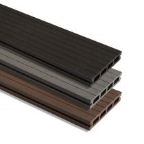 Composite Prime - HD Deck XS Composite Decking Board - 25mm x 146mm x 3600mm