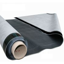 DuoPly - Fleece Reinforced EPDM 2.6mm Thick - Roll Size 1.525m x 12.19m (18.58m2 Roll)