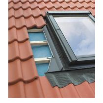 Fakro - Flashing For Side Hung Escape Window - Flat Roofing Material [ESW/C]