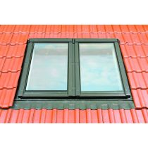 Fakro - Standard Window Flashing - Tile Profiles Up To 45mm Thick [EZV-A]