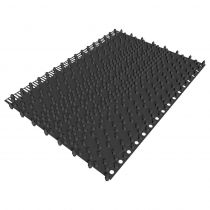 Manthorpe Abutment Flash Vent - 11 x 235 x 3000mm - Black