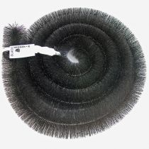 Hedgehog Gutter Brush - 100mm - Black (4m)