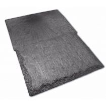 IKO Slate - Recycled Synthetic Roof Slate in Black (Pack of 27 - 1.5m2 Cover)