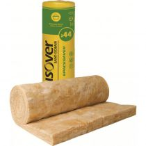 Isover Spacesaver - Glass Mineral Wool Loft Insulation Roll