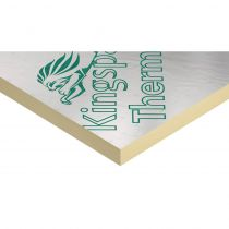 Kingspan Thermawall TW55 - High Performance PIR Insulation Board for Walls - (2400mm x 1200mm x 150mm)