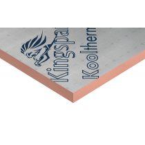 Kingspan Kooltherm K15 - Premium Performance Rainscreen Insulation Board - 1200 x 2400mm