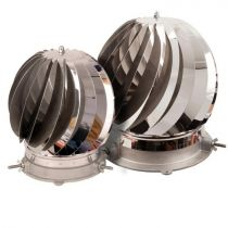 Mini Spinning Chimney Cowl - 80mm to 180mm