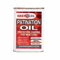 Lead Patination Oil (1ltr) - Easy-trim