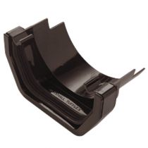 UPVC Guttering - Square to Round Adaptor