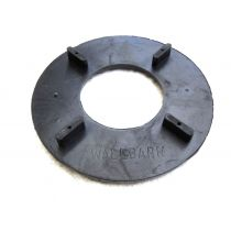 Wallbarn - 9mm Rubber Paving Support Pad