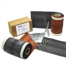 Protect Rediroll Dry Fix Ventilated Ridge and Hip Kit - 6000mm