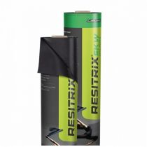 Resitrix - 2.5mm Partial Bond Self Adhesive Membrane - 1m x 10m Roll