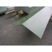 Ridge Capping - 3000mm - 130 Degree - PVC Plastisol Coating