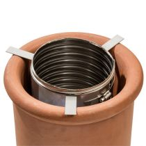 Colt Cowls Star Adapter for Flue/Chimney Liner - 125mm to 150mm