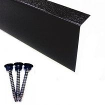 Sure Edge - Metal Wall Trim For Rubber Roofing (25mm x 90mm x 3000mm)