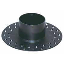 Wallbarn - TPE Collar with Perforated Flange
