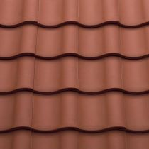 Sandtoft Neo Pantile - Clay Tile - Natural Red