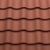 Sandtoft Neo Pantile - Clay Tile - Natural Red