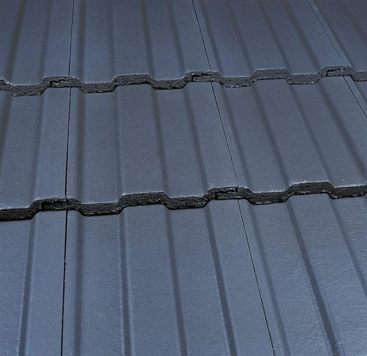 Marley Ludlow Major Interlocking Concrete Roof Tiles Pack Of 36 Tiles