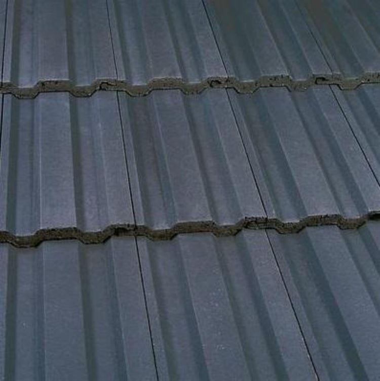Marley Ludlow Plus Interlocking Concrete Roof Tiles Pack Of 43 Tiles