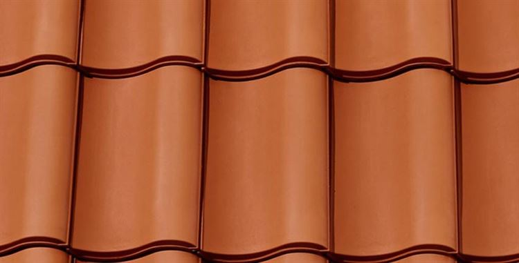 Marley Melodie Interlocking Single Pantile Clay Roof Tiles Pack Of 6 Tiles