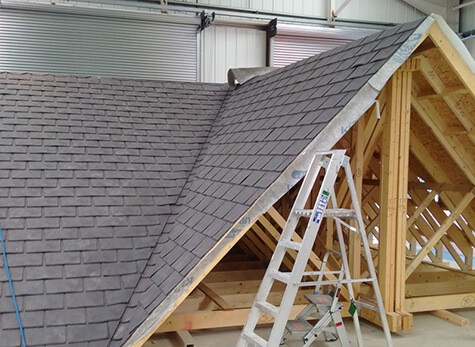 Technical Data for Eco Slate Synthetic Plastic Roofing Tile