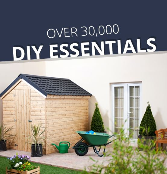 Over 30,000 DIY Essentials